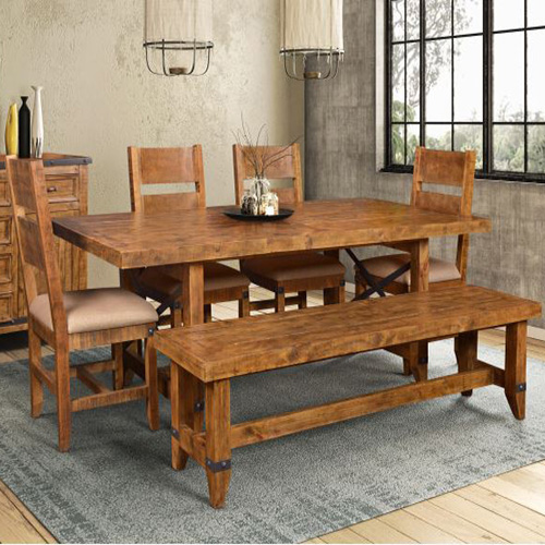 Urban Rustic Dining Table Set H8365 084