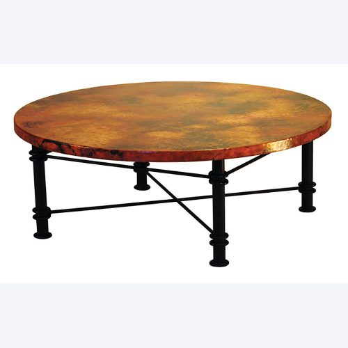 Jessica Copper Coffee Table