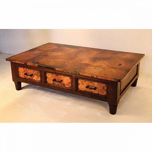 Copper Coffee Tables