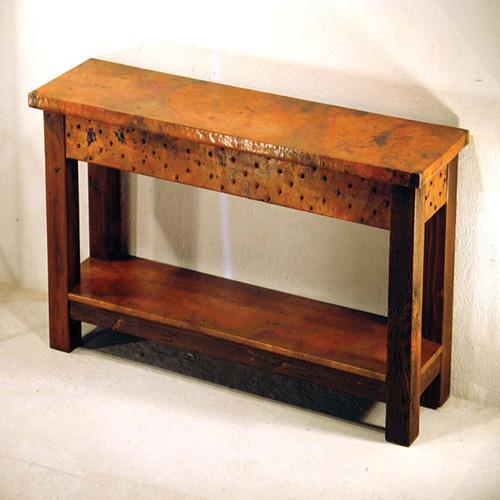 Copper Sofa Tables