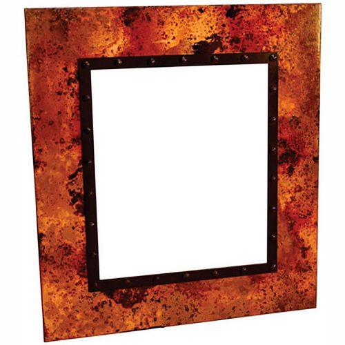 copper mirror