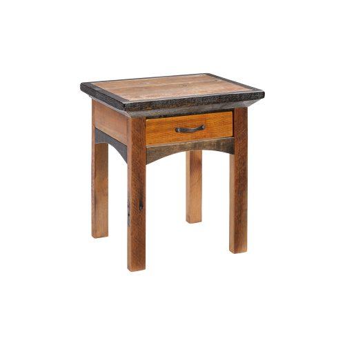 mossy oak natchez 1 drawer nightstand