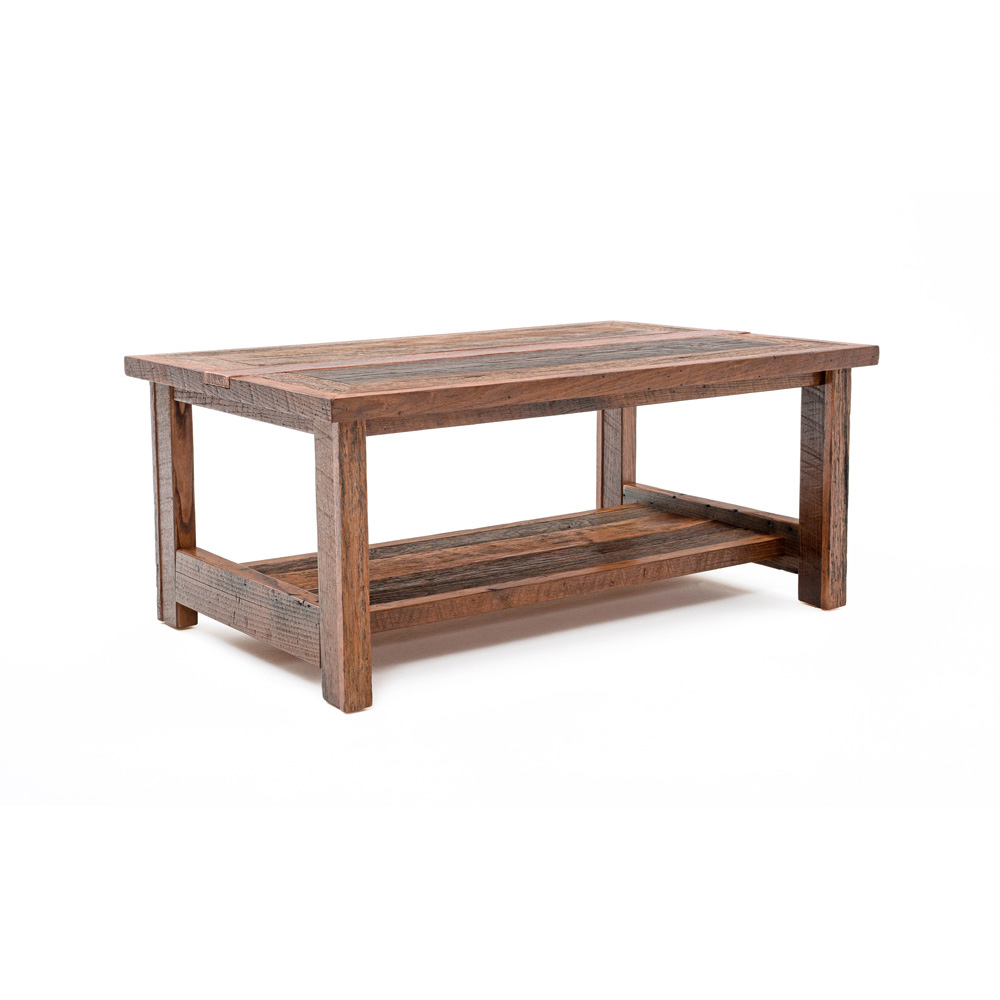 Copperhead Coffee Table with Copper