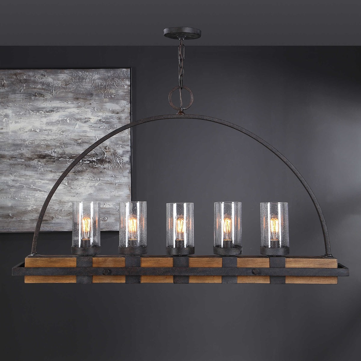 atwood 5lt chandelier
